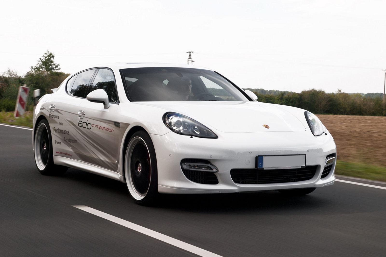 Velmi výkonné Porsche Panamera od Edo Competition 3