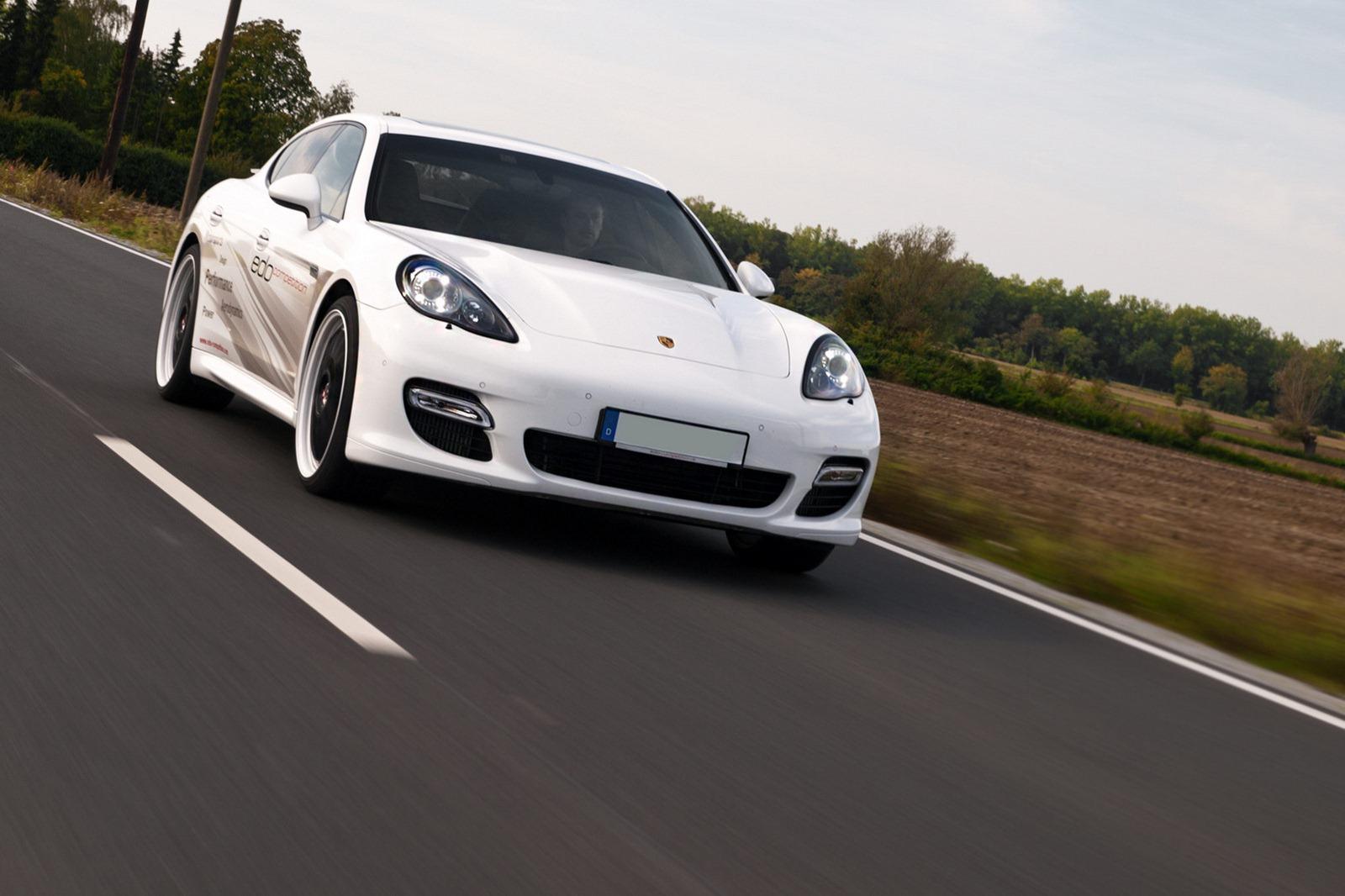 Velmi výkonné Porsche Panamera od Edo Competition 4