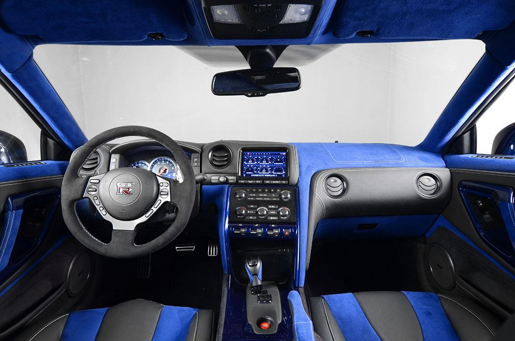 Vylešený Nissan R35 GT-R z Holandska 6