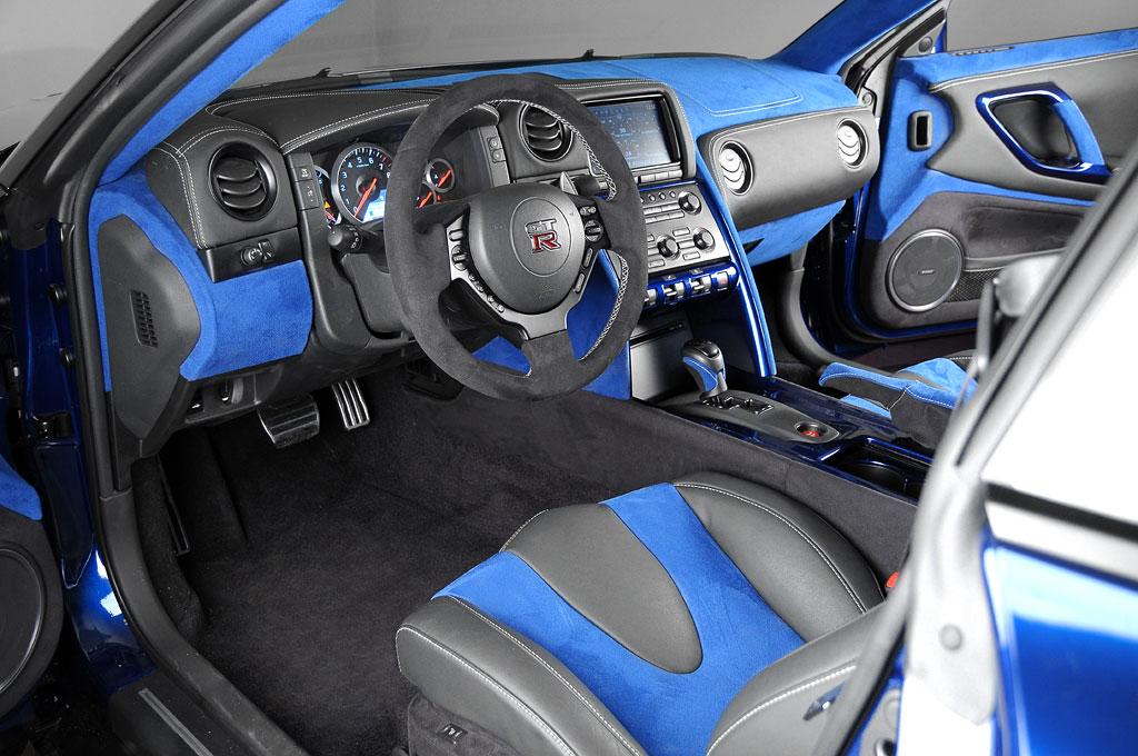 Vylešený Nissan R35 GT-R z Holandska 7