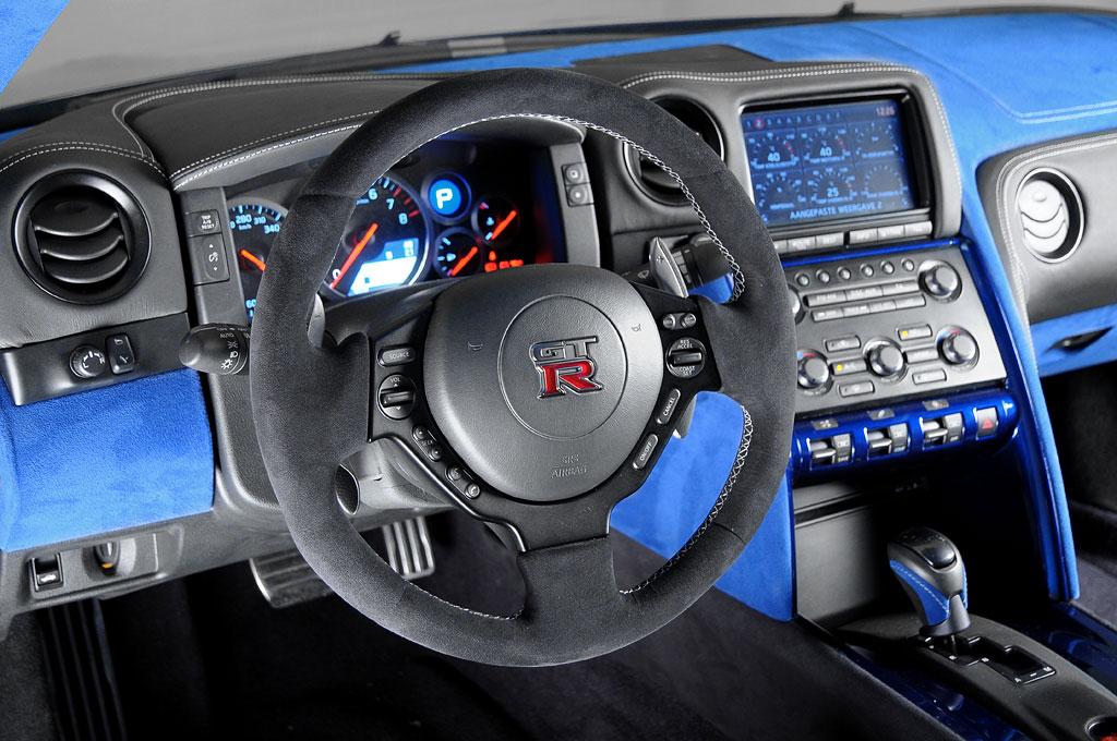 Vylešený Nissan R35 GT-R z Holandska 9