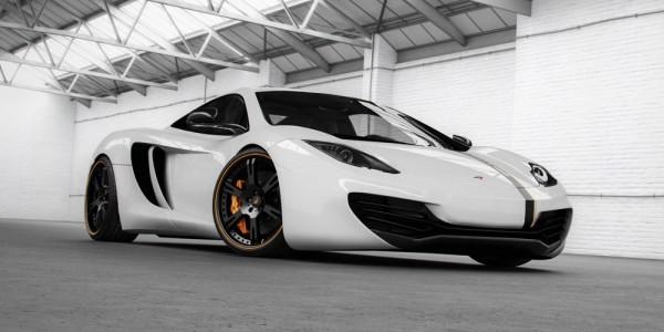 Wheelsandmore Toxique Evil aneb pekelný McLaren MP4-12C 1