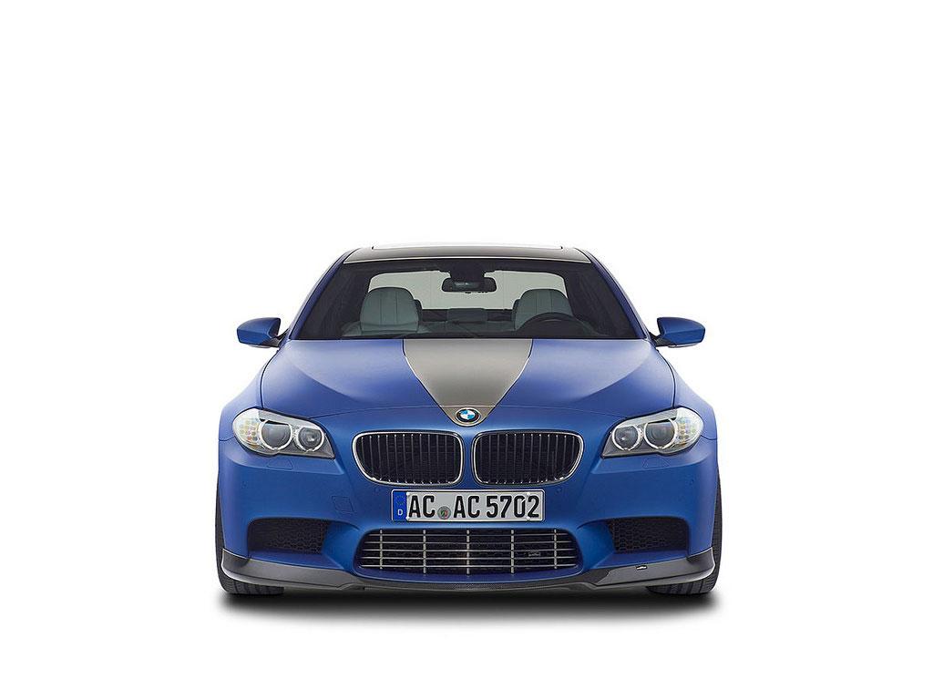 BMW M5 od AC Schnitzer pro Ženevu 3