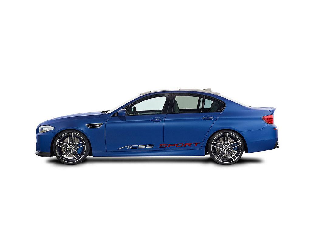BMW M5 od AC Schnitzer pro Ženevu 4