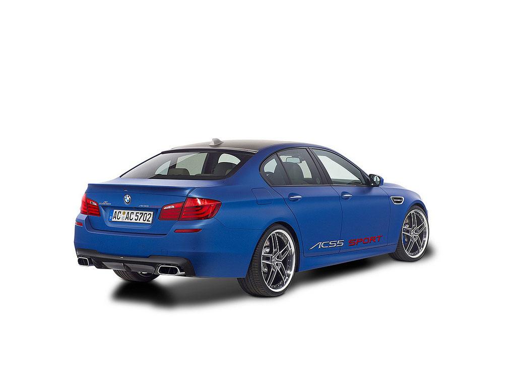 BMW M5 od AC Schnitzer pro Ženevu 5