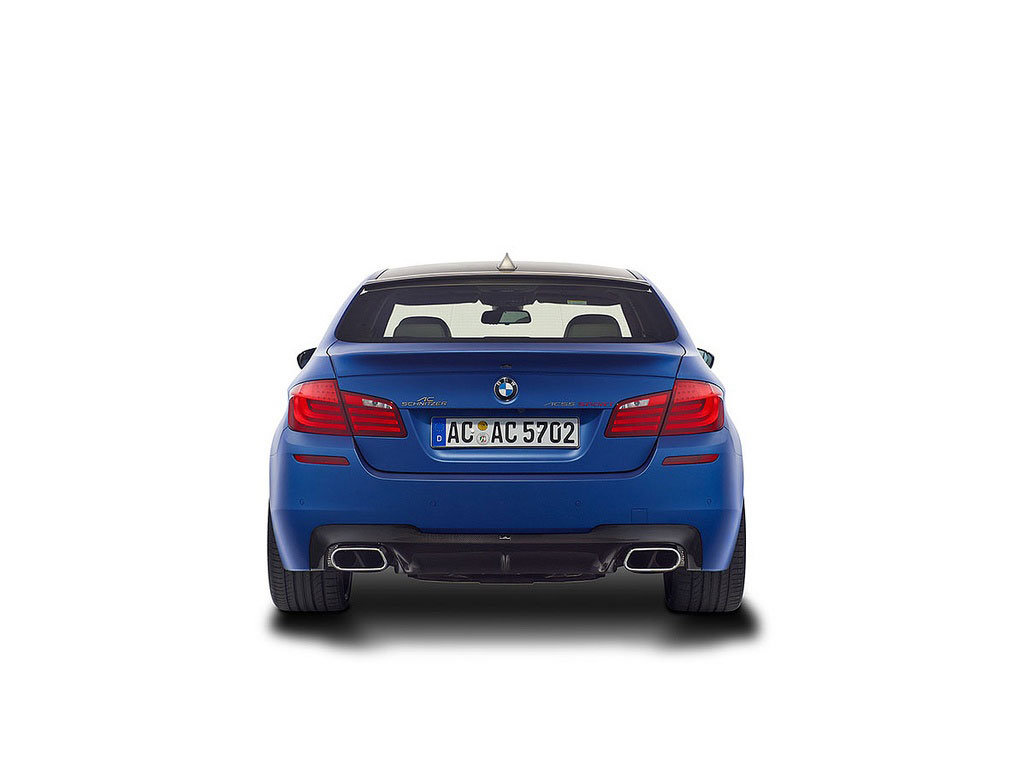 BMW M5 od AC Schnitzer pro Ženevu 6