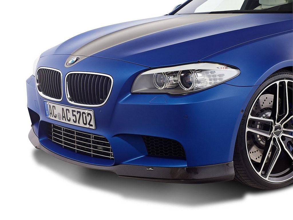 BMW M5 od AC Schnitzer pro Ženevu 8