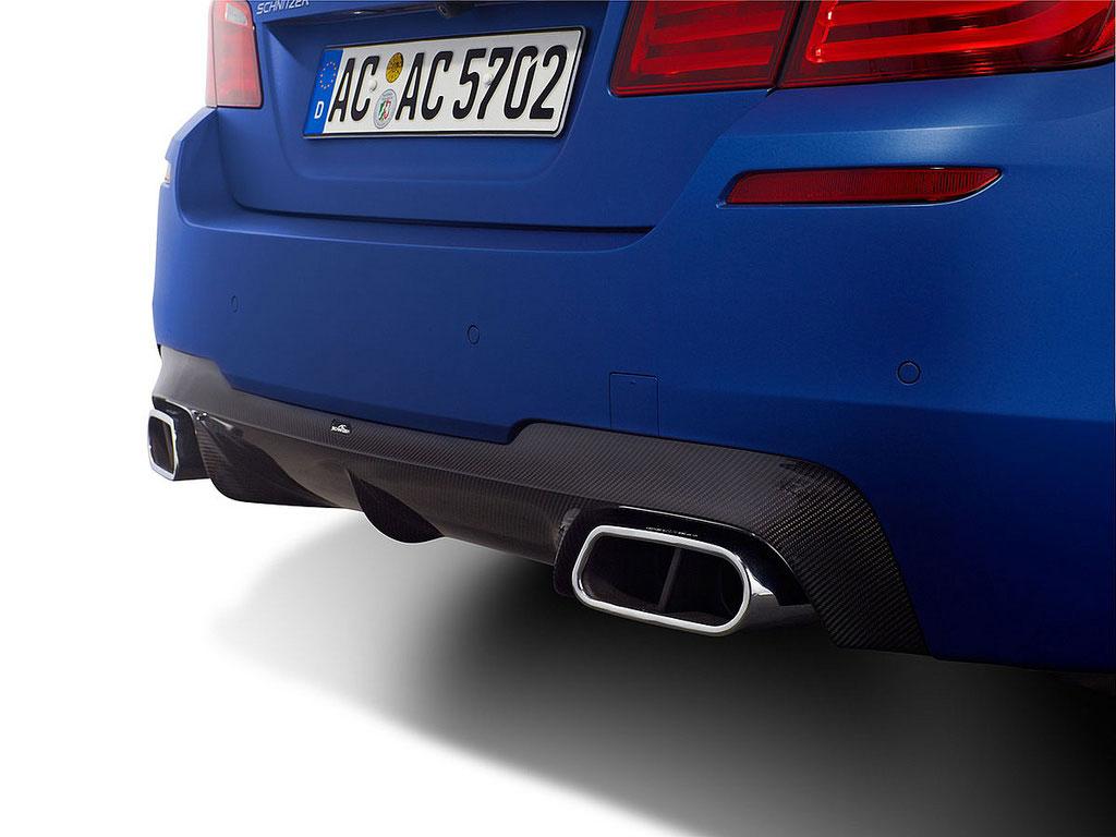 BMW M5 od AC Schnitzer pro Ženevu 9