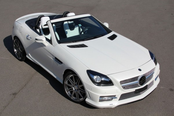 Carlsson vyladil Mercedes-Benz SLK 1