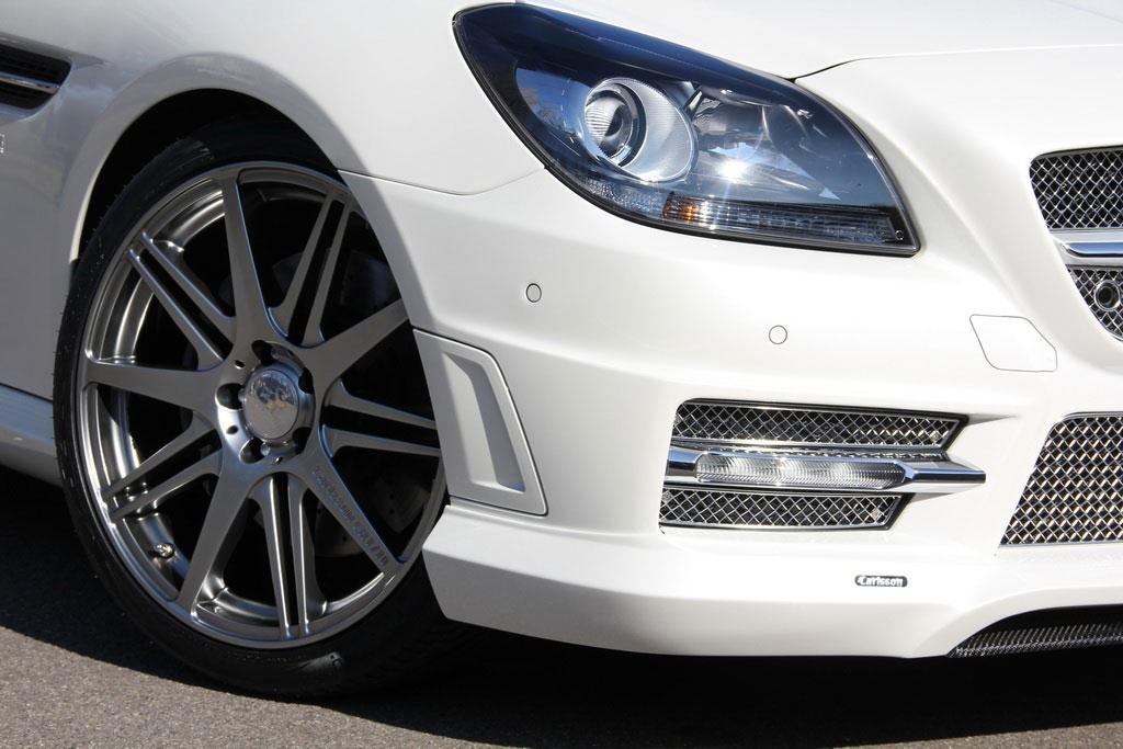 Carlsson vyladil Mercedes-Benz SLK 2