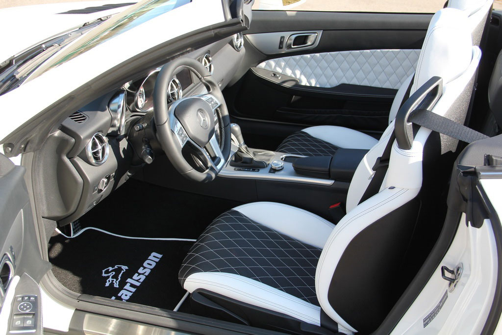 Carlsson vyladil Mercedes-Benz SLK 3
