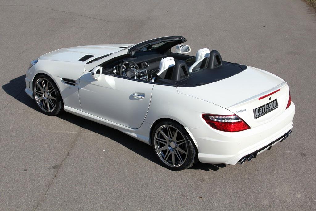 Carlsson vyladil Mercedes-Benz SLK 5