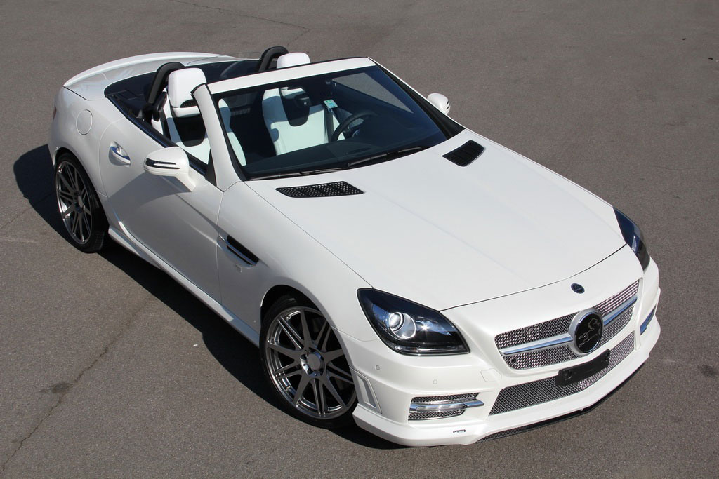 Carlsson vyladil Mercedes-Benz SLK 6