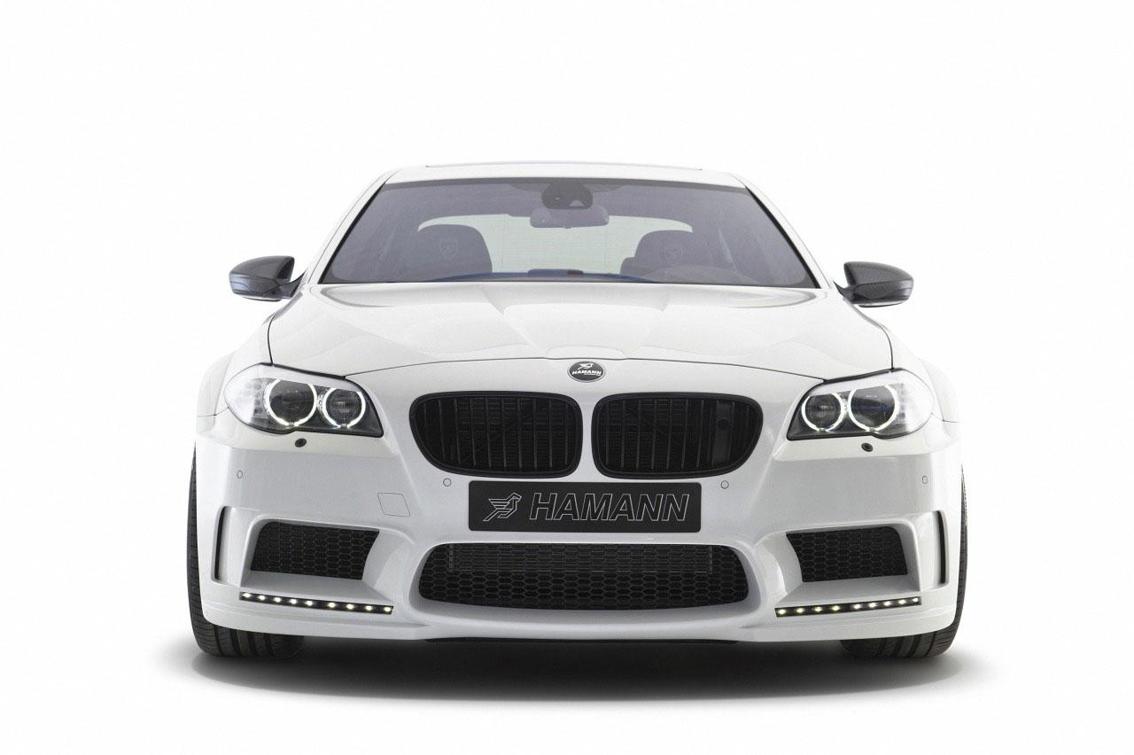 Hamann představil v Ženevě našlapané BMW M5 3