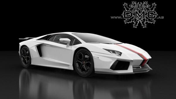 Lamborghini Aventador Molto Veloce od tunerů DMC 1