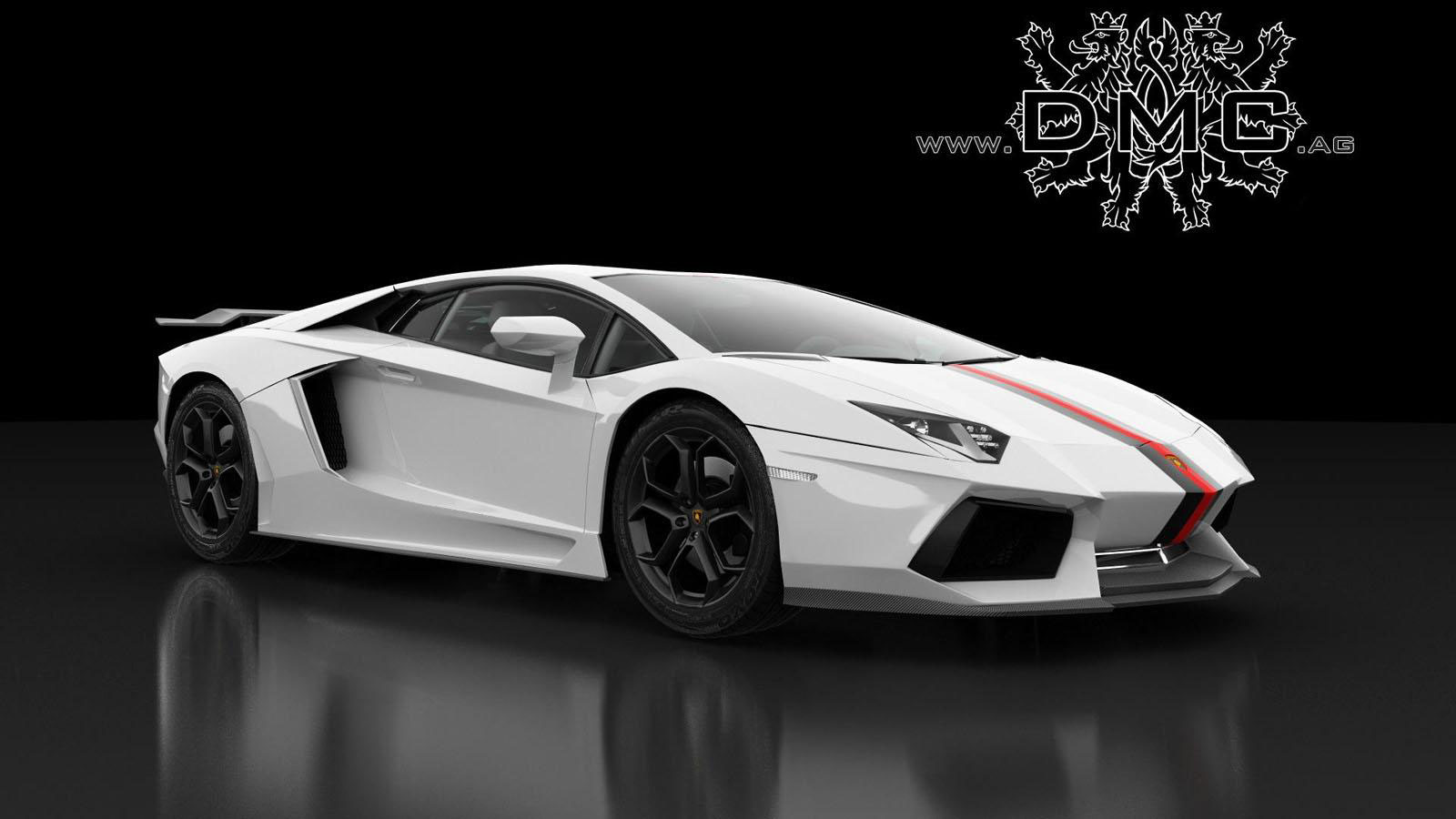 Lamborghini Aventador Molto Veloce od tunerů DMC 3