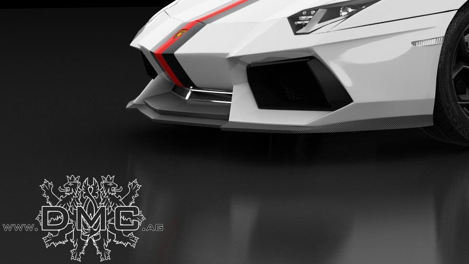Lamborghini Aventador Molto Veloce od tunerů DMC 7