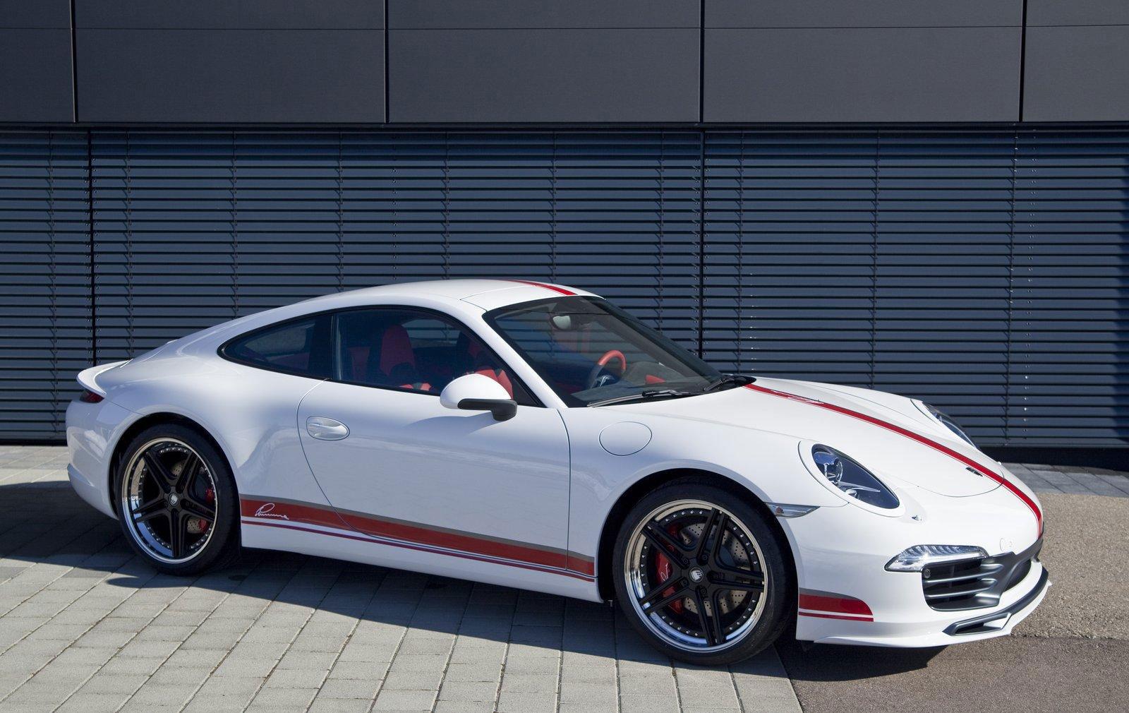 Lumma Design představí v Ženevě vylepšené Porsche 911 Carrera S 2