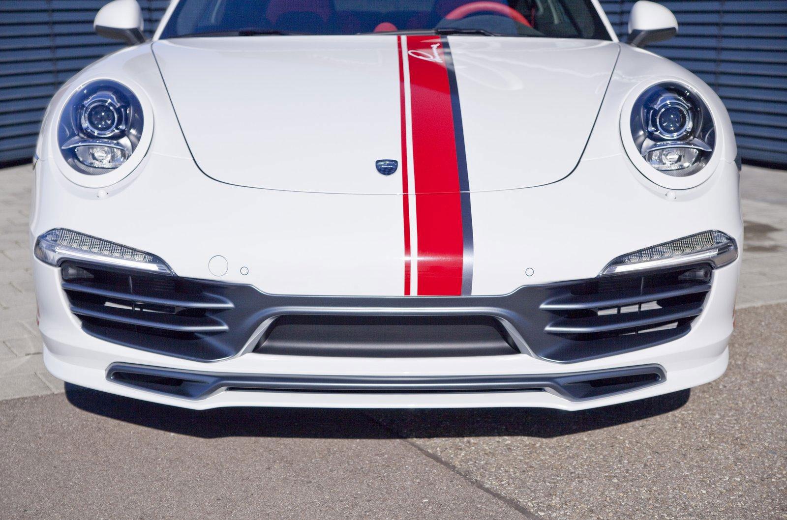 Lumma Design představí v Ženevě vylepšené Porsche 911 Carrera S 5