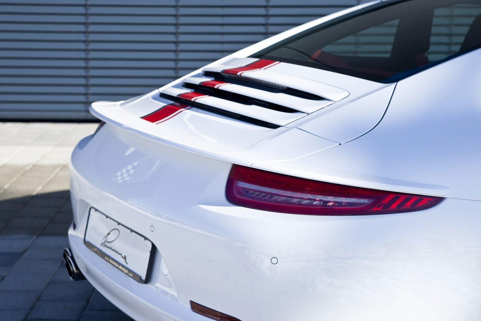 Lumma Design představí v Ženevě vylepšené Porsche 911 Carrera S 6