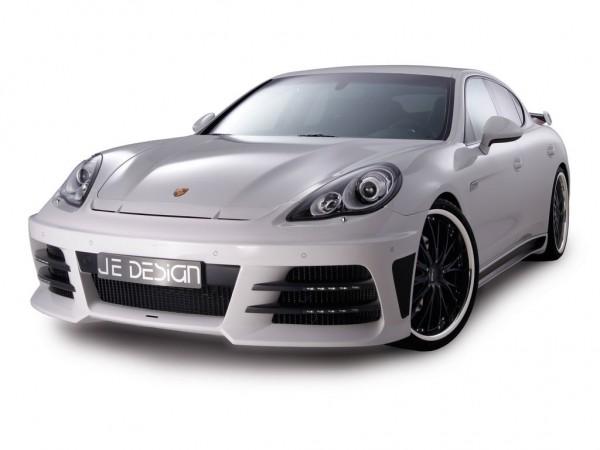 Porsche Panamera Turbo od JE Design má 600 koní 1