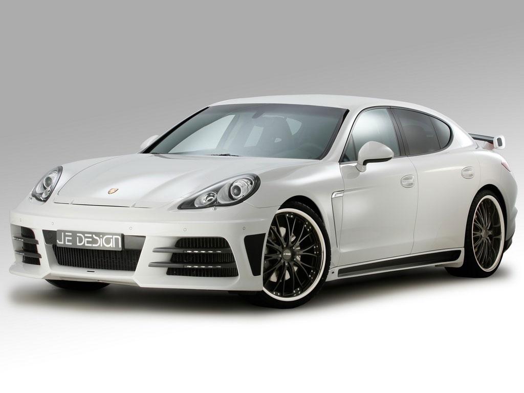 Porsche Panamera Turbo od JE Design má 600 koní 4