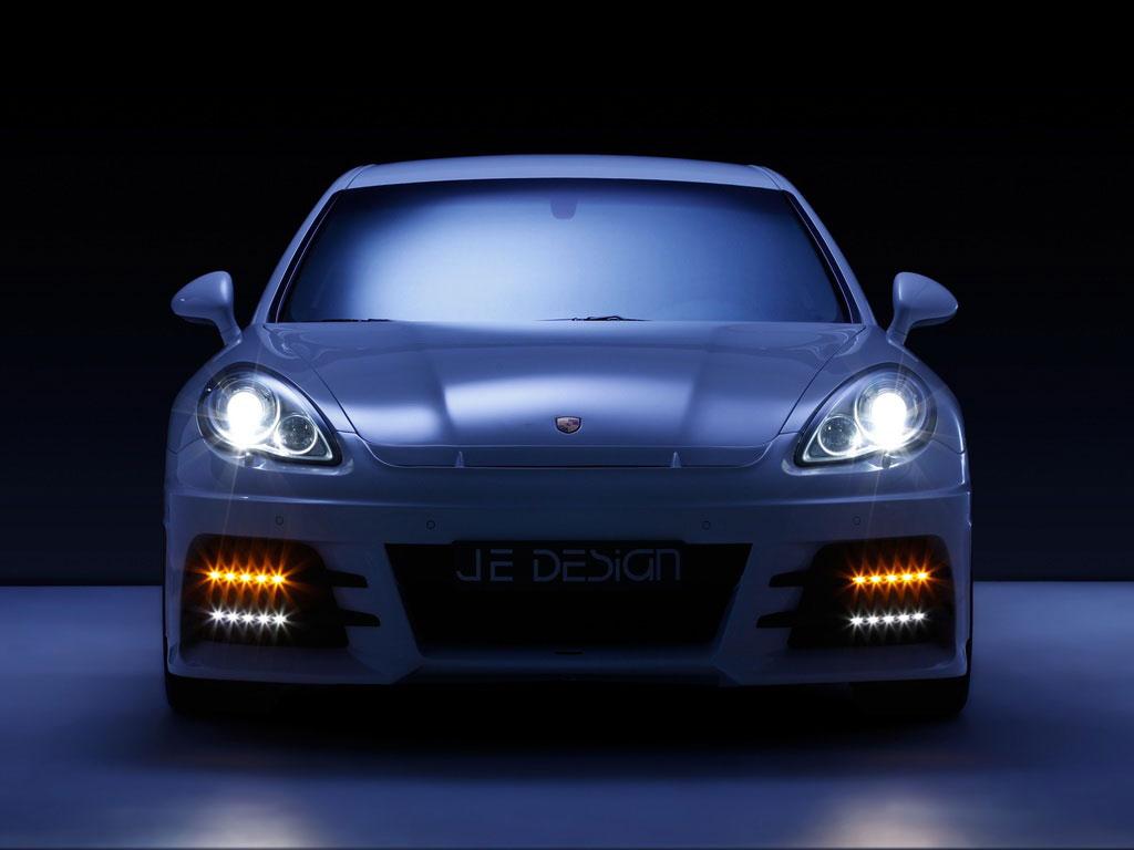 Porsche Panamera Turbo od JE Design má 600 koní 6