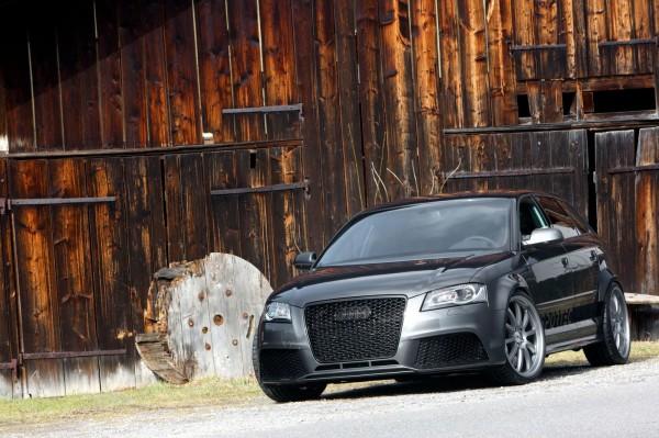 Sportec dostal z Audi RS3 Sportback výkon 500 koní 1