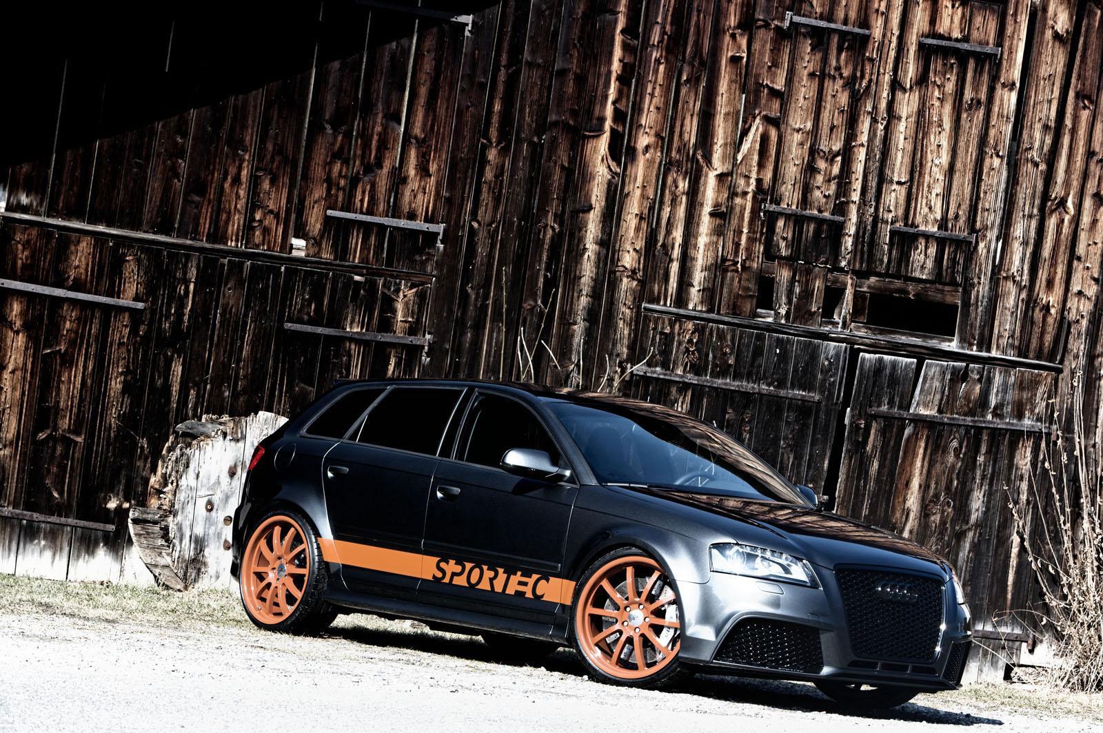 Sportec dostal z Audi RS3 Sportback výkon 500 koní 2
