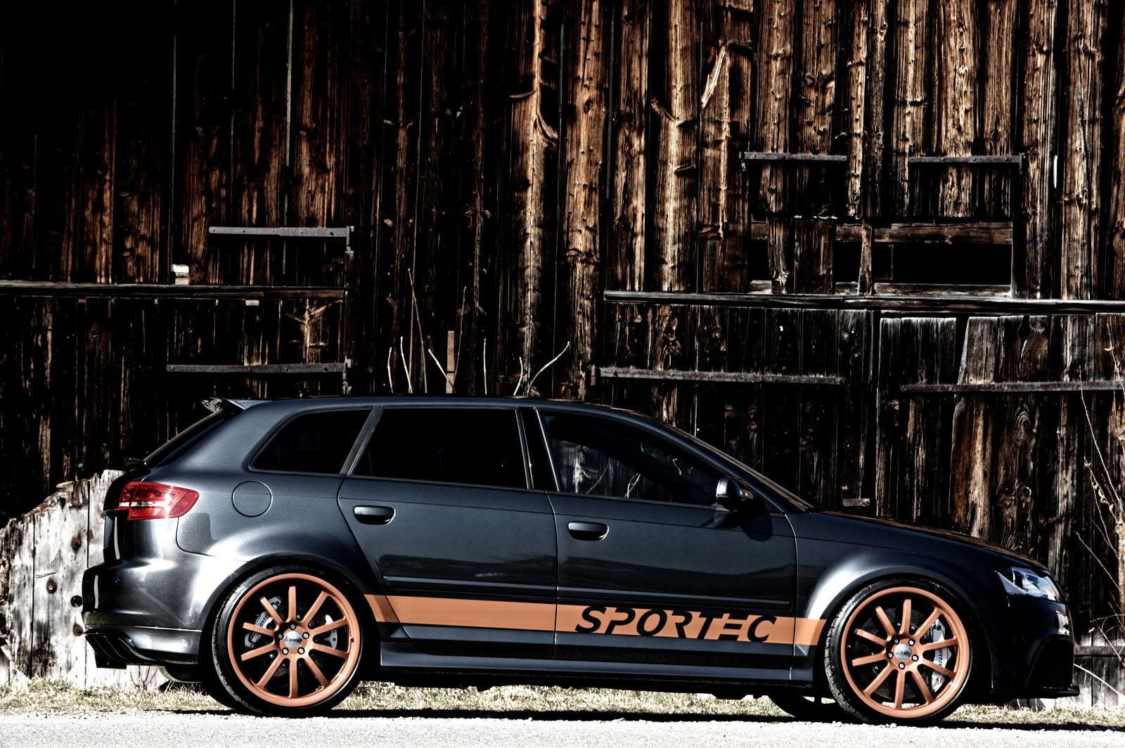 Sportec dostal z Audi RS3 Sportback výkon 500 koní 3