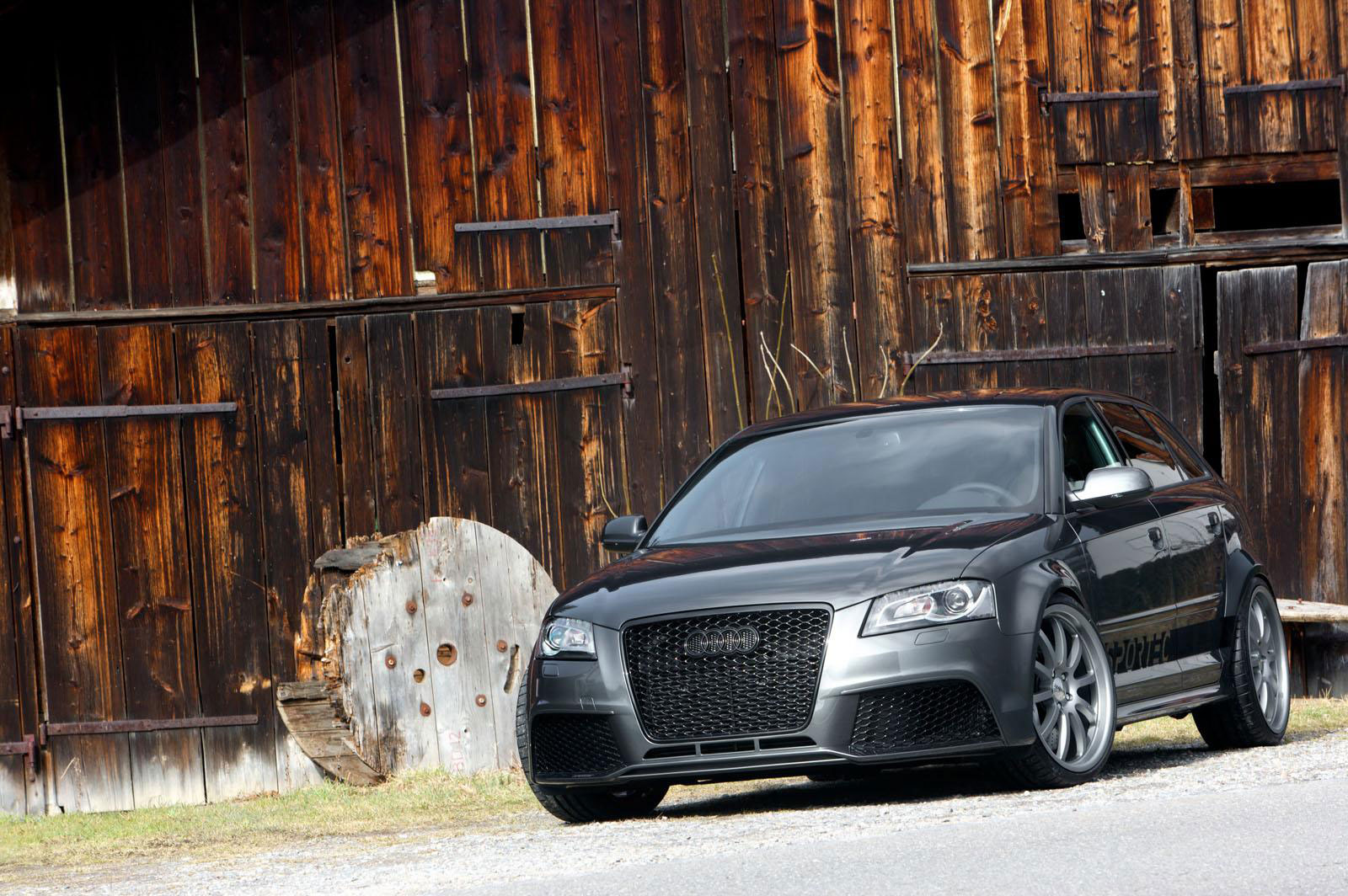 Sportec dostal z Audi RS3 Sportback výkon 500 koní 5