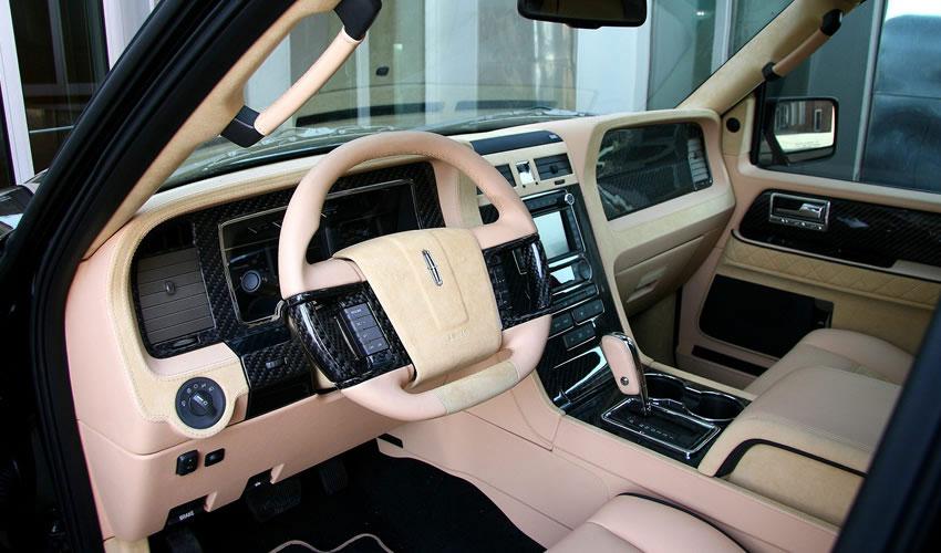 Anderson Germany představili černočerný Lincoln Navigator 7