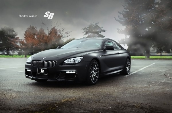 BMW 650i jako Shadow Walker 1