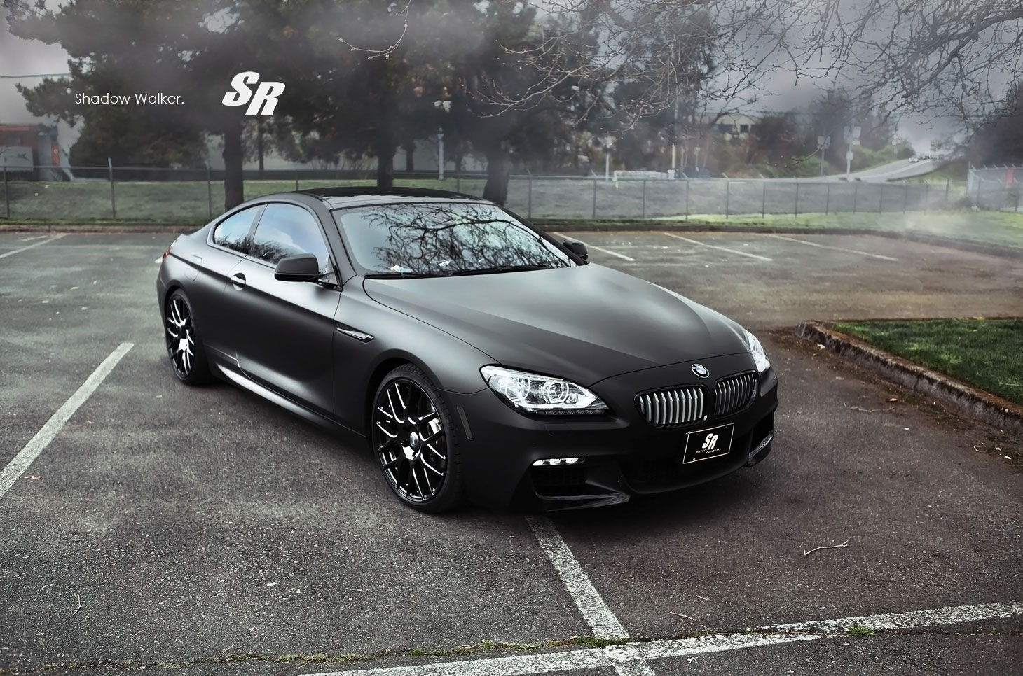 BMW 650i jako Shadow Walker 3