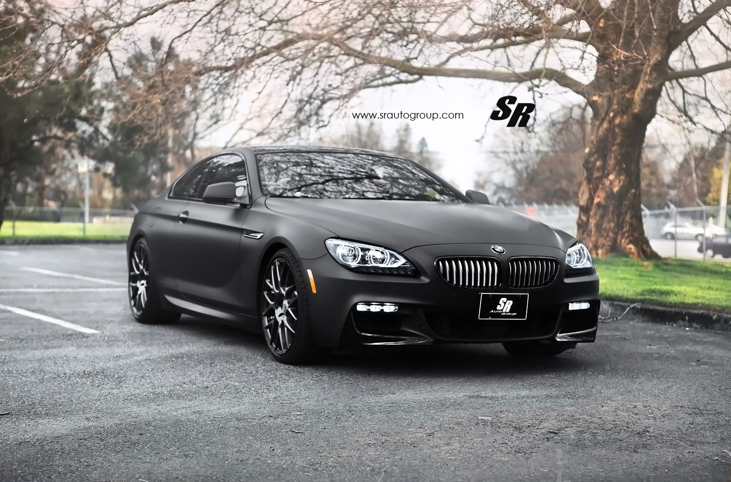 BMW 650i jako Shadow Walker 5