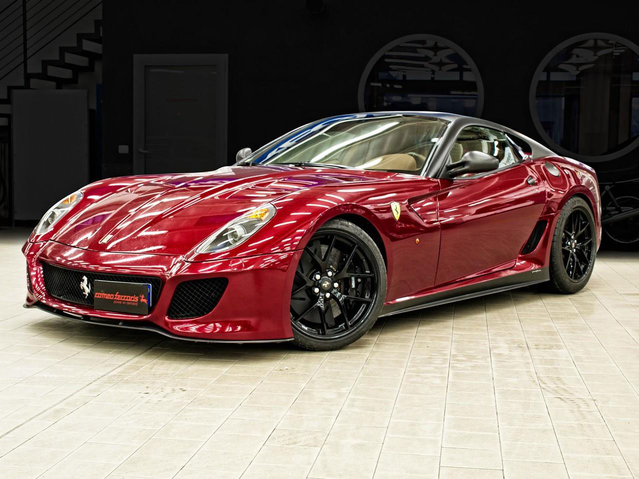 Ferrari 599 GTO má 710 koní od Romeo Ferraris 2
