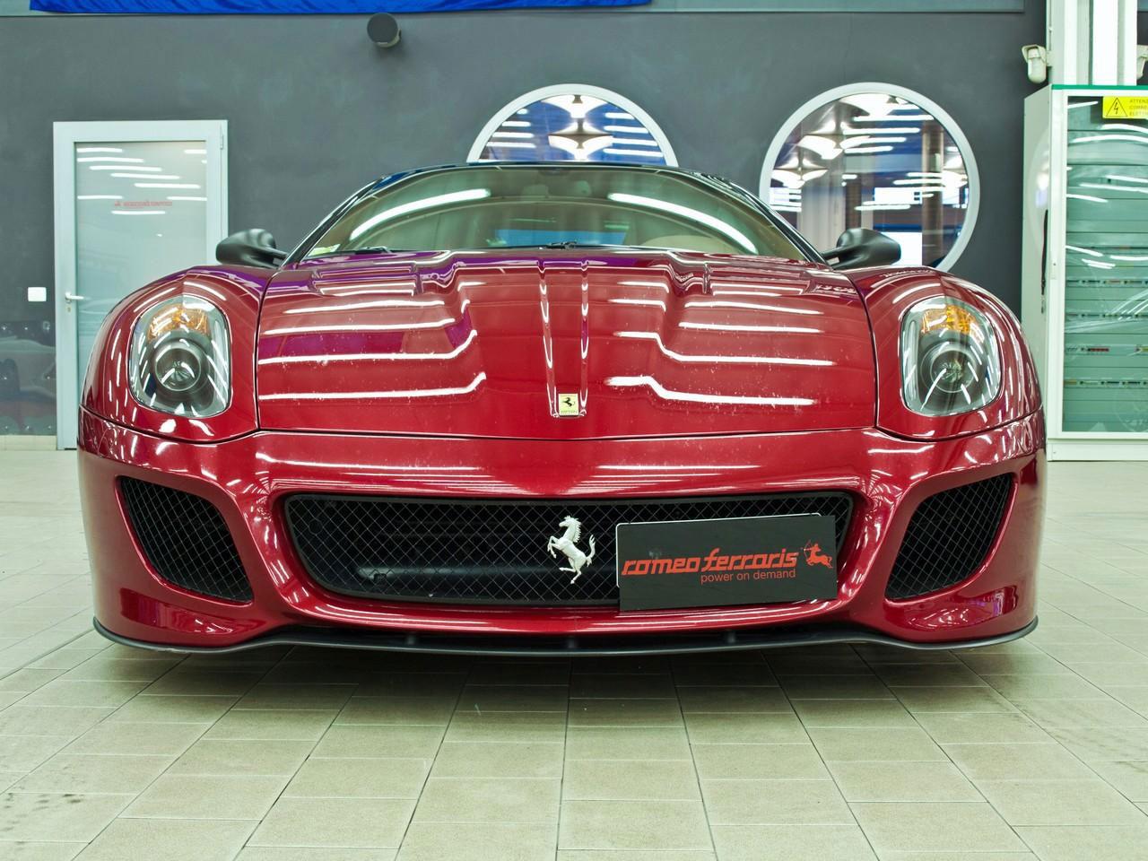 Ferrari 599 GTO má 710 koní od Romeo Ferraris 3
