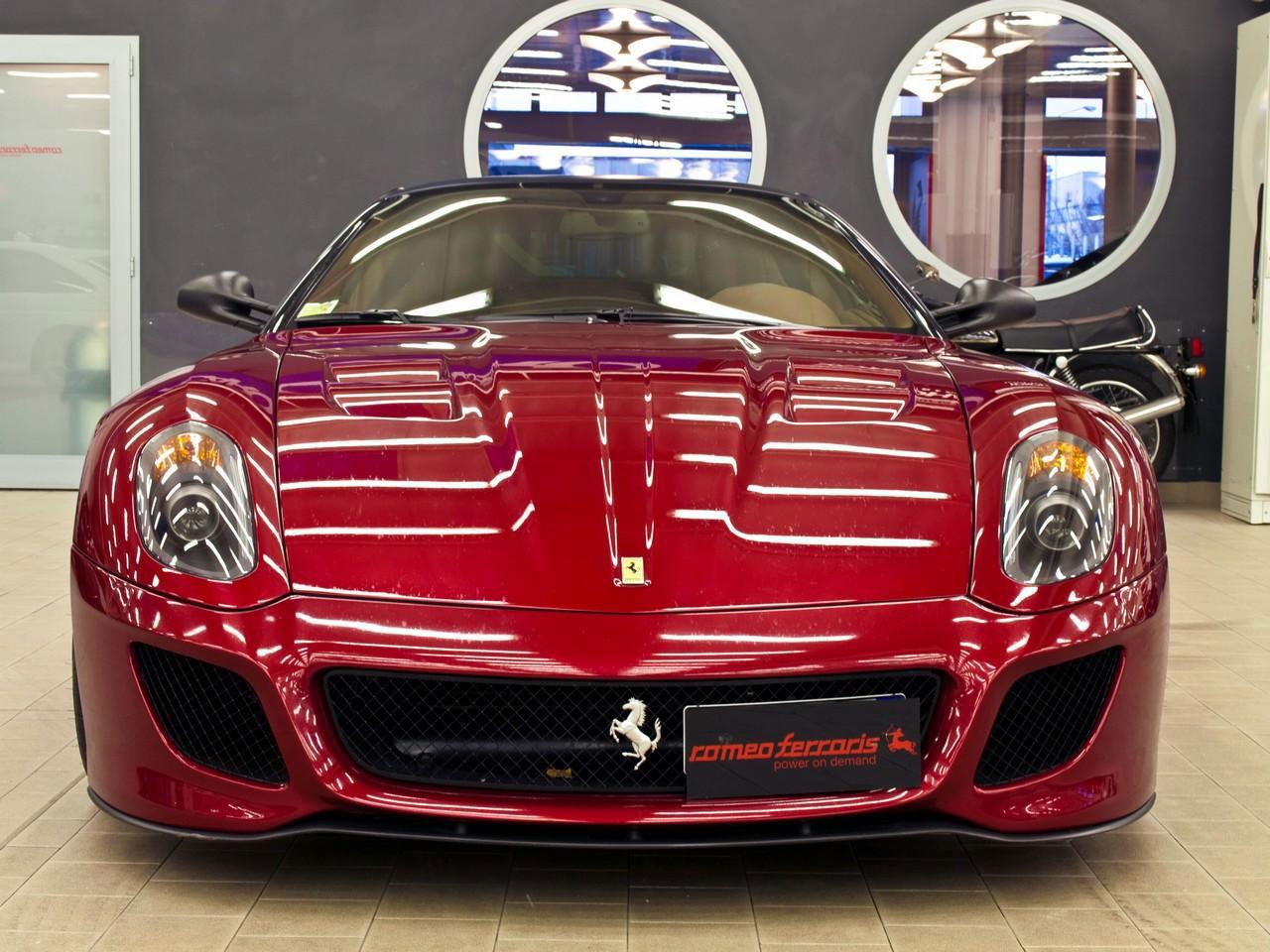 Ferrari 599 GTO má 710 koní od Romeo Ferraris 4