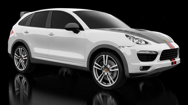 Porsche Cayenne prodělalo vylepšení u DMC Design 1