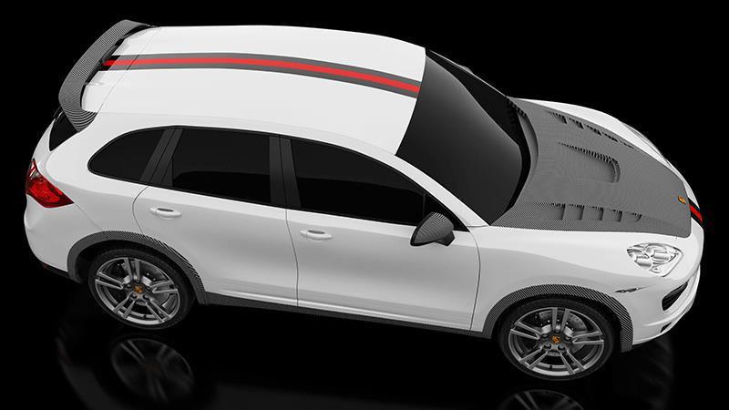 Porsche Cayenne prodělalo vylepšení u DMC Design 2