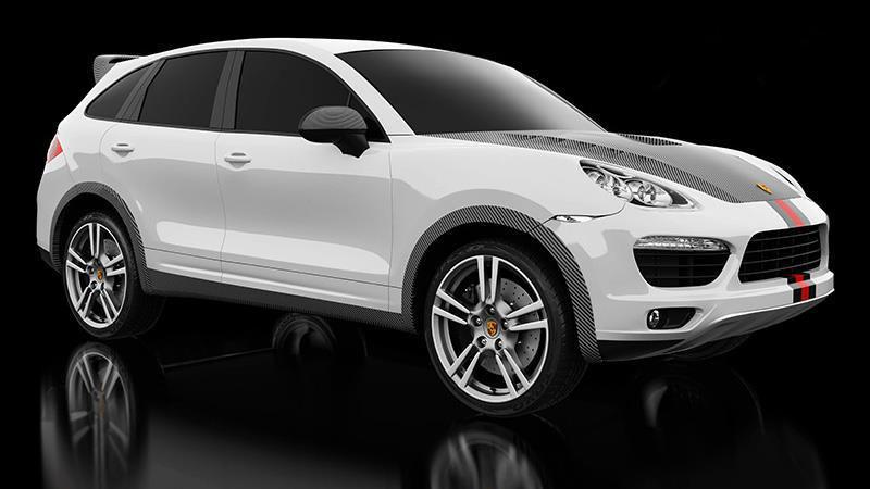Porsche Cayenne prodělalo vylepšení u DMC Design 3