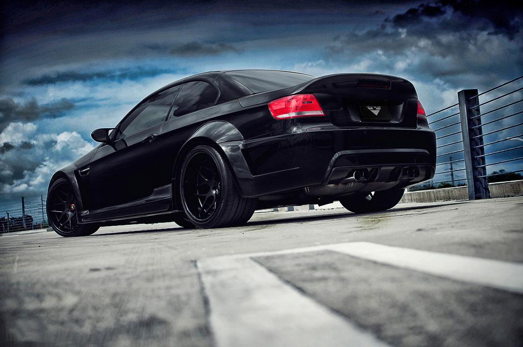 Povedené BMW M3 vzniklo za spolupráce Vorsteiner a Wheels Boutique 2
