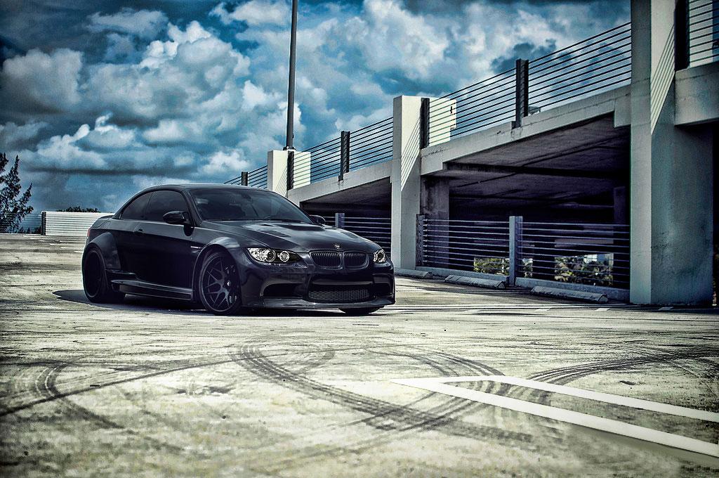 Povedené BMW M3 vzniklo za spolupráce Vorsteiner a Wheels Boutique 4
