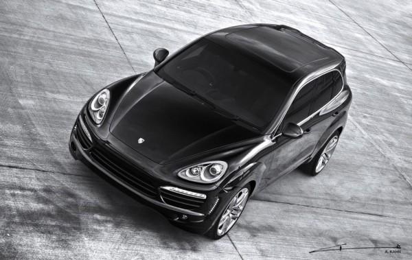 Tuneři Project Kahn lehce vylepšili Porsche Cayenne 1