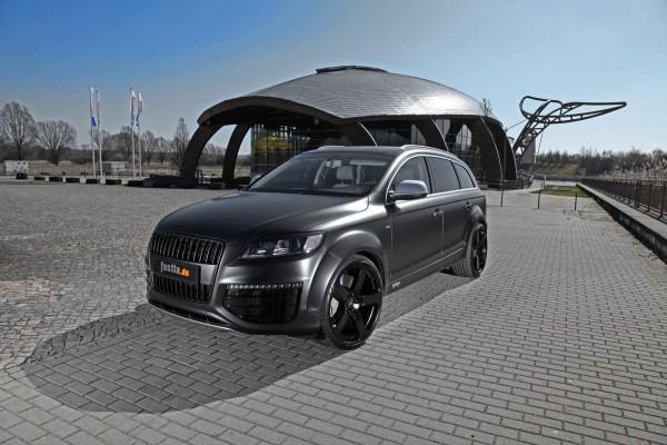 600 naftových koní pro Audi Q7 1