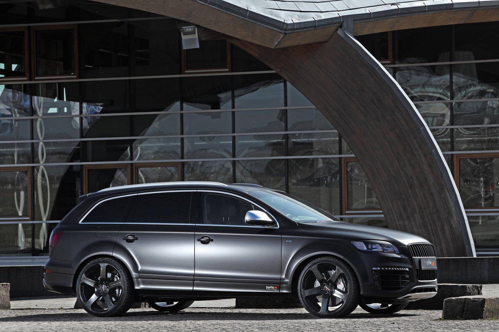600 naftových koní pro Audi Q7 3