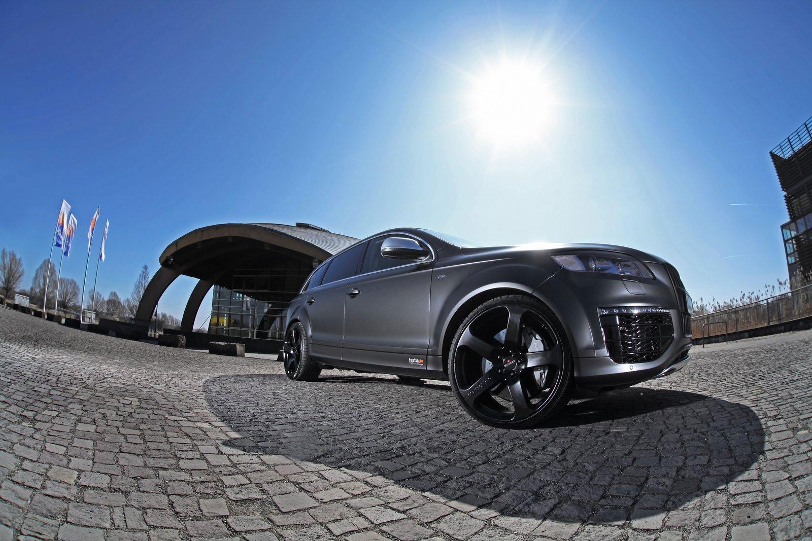 600 naftových koní pro Audi Q7 4