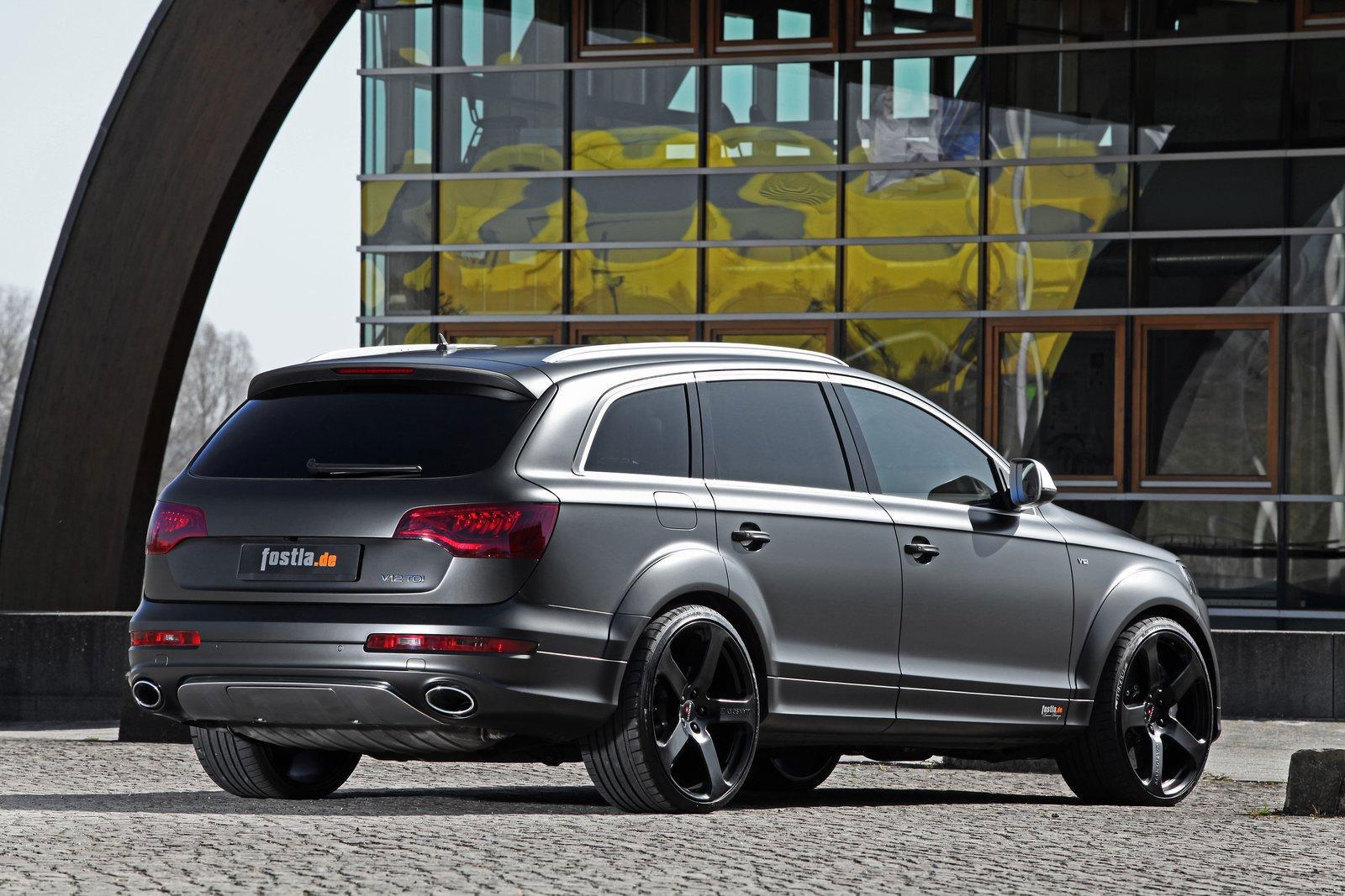 600 naftových koní pro Audi Q7 5