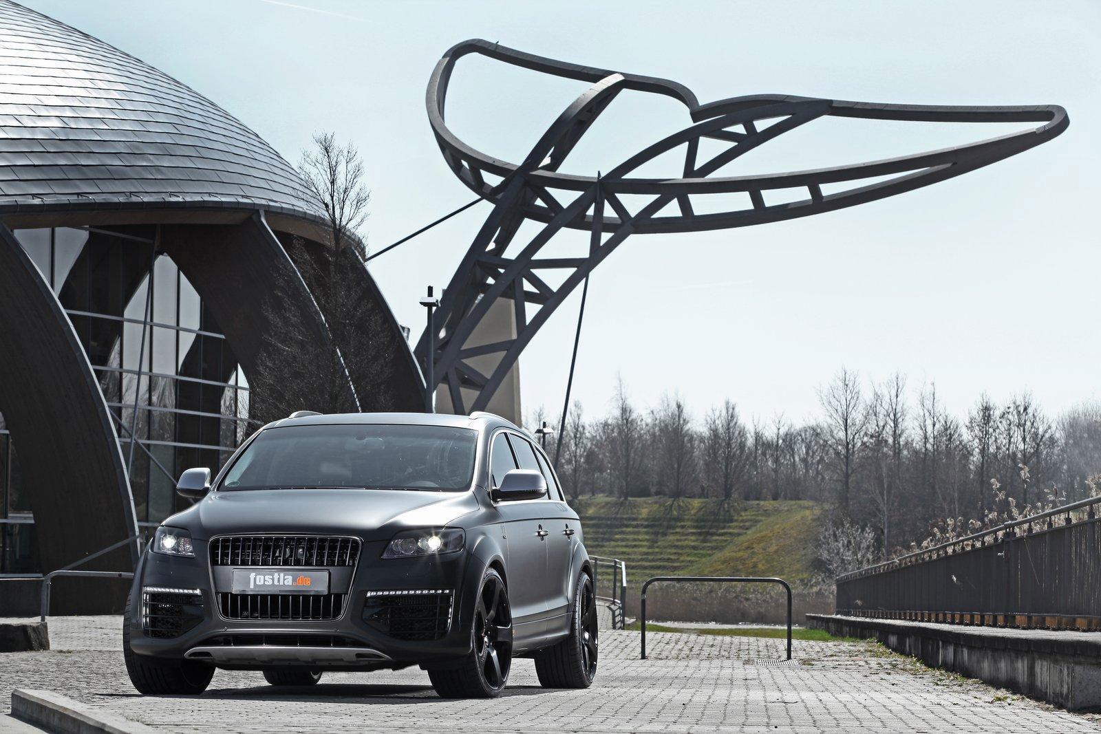 600 naftových koní pro Audi Q7 7
