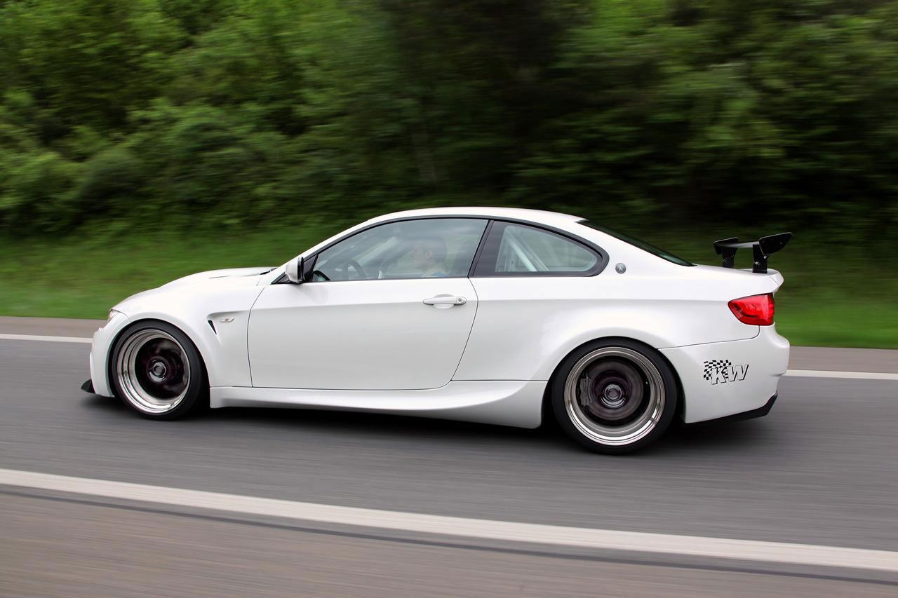 Alpha-N Performance dodali 450 koní pro BMW 3 4